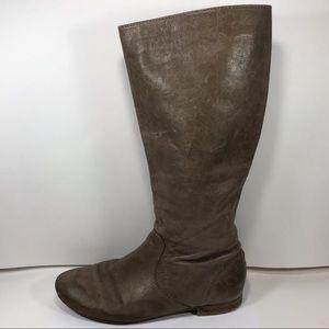 Frye Jillian Pull On Boots 9.5M Leather